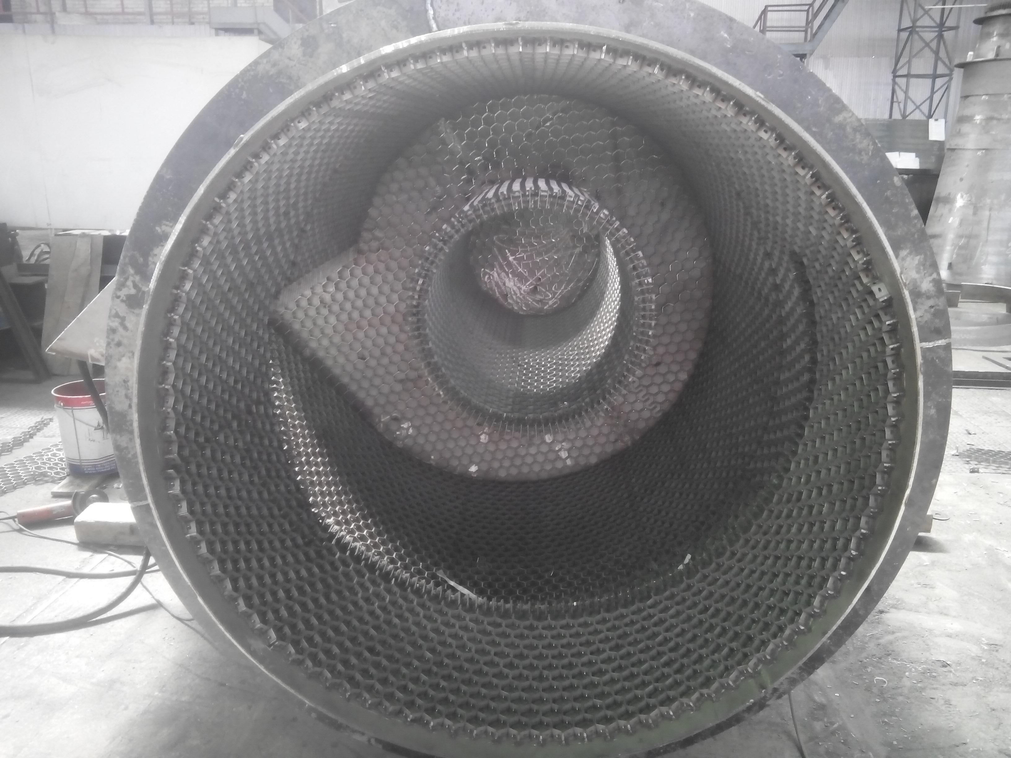 Поставка циклонов и транспортных линий реакторно-регенераторного блока установки дегидрирования изобутана ООО «СИБУР Тобольск».